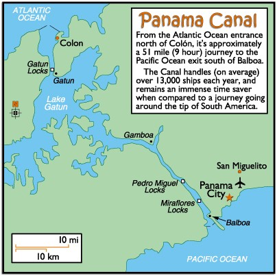 Latin Destination Specialists Custom FIT Travel Tours To Central - Where is panama