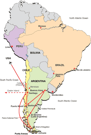 Latin Destination Specialists Custom FIT Travel Tours To ... on map of saint lucia highlands, peru highlands, map of guiana highlands, map of latin america and its landforms, map of argentina with lakes labeled, map of red sea highlands, map of scotland highlands,