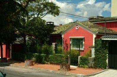 Casa aliso hotel quito ecuador for Design hotel quito