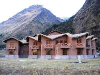 Mountain Lodge's crown jewel is the Salcantay Lodge and Adventure Resort (SLAR), located in the high Andean valley of Soraypampa