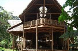 Main Lodge, Refugio Amazonas