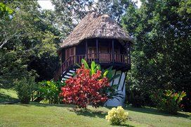 Honeymoon Bungalow Suite, Chaa Creek Cottages, Belize