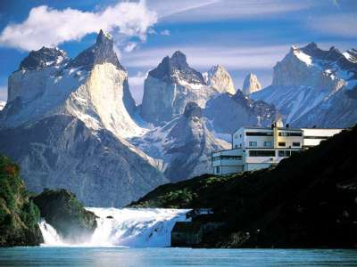 Explora Hotel Salto Chico, Paine National Park, Chile
