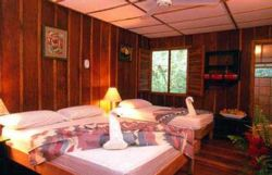 Standard Triple Room at Mawamba Jungle Lodge, Costa Rica