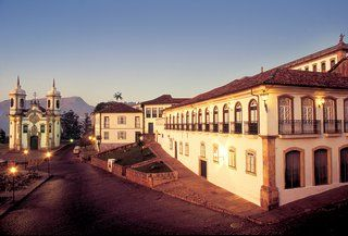 Ouro Preto is one of the most beautifully preserved colonial towns in the world!