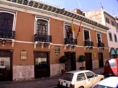 Hosteria Santa Lucia Hotel Cuenca Ecuador