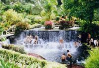 Tabacon Hot Springs Resort, Costa Rica